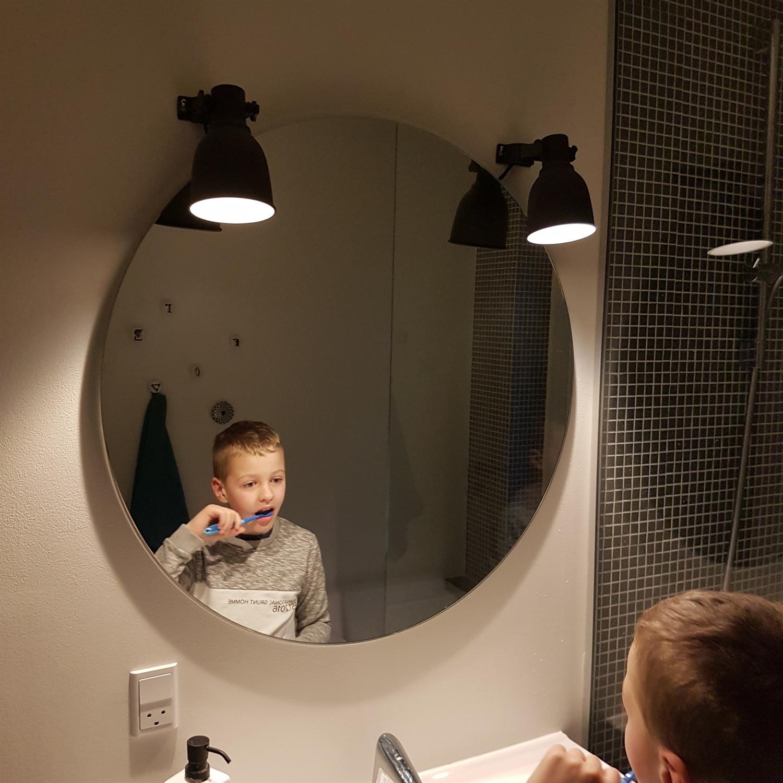 spejl på mål Rundt spejl på mål | Spejlglas cirkelformet i 3 6mm spejl på mål
